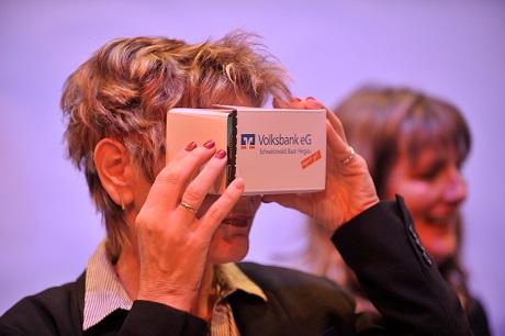 德国Volksbank首家引进NCR创新体验室 打造全新数字化环境