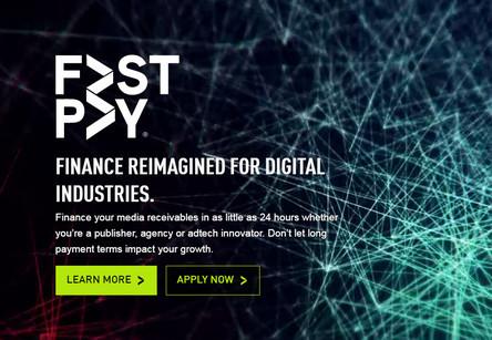 媒体企业贷款平台FastPay获花旗投资