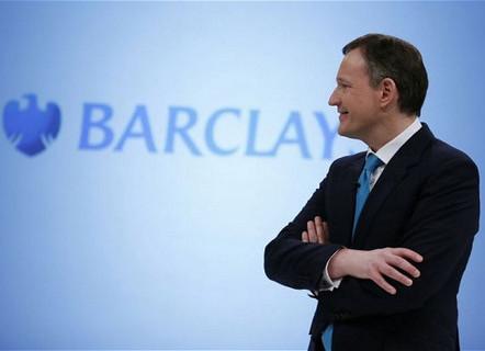 巴克莱前CEO投身Fintech创业热潮