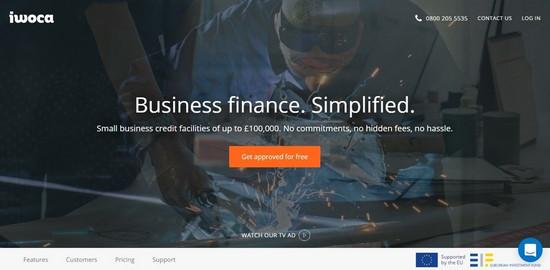 英国借贷平台Iwoca获2100万英镑C轮融资 Prime Ventures领投