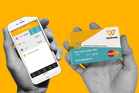 英国旅游货币兑换服务商WeSwap完成240万英镑的股权众筹融资