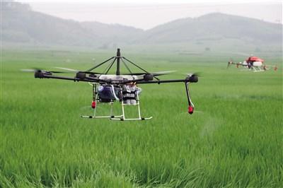 市场大、无竞争交集:一款植保无人机分期透射出的农村金融缩影