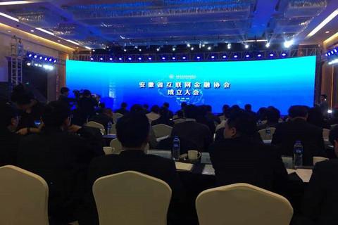 安徽省互联网金融协会挂牌成立 首批会员含13家网贷平台
