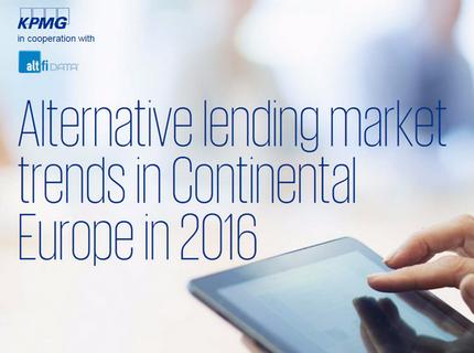 毕马威欧洲借贷金融报告:P2P消费借贷占比最大 较小国家正在崛起
