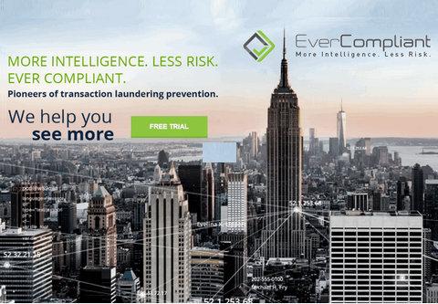 以色列金融交易安全和风险管理公司Evercompliant获950万美元A轮融资
