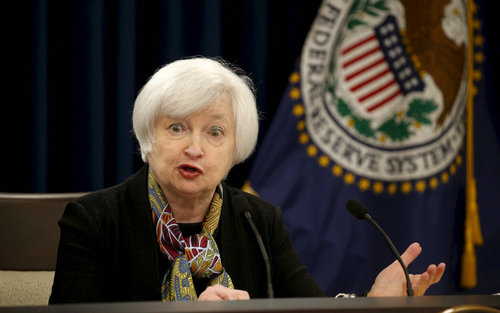"""美联储主席珍妮特·耶伦:区块链是一种""""非常重要""""的技术,将造福社会"""