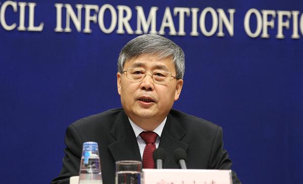 郭树清履新银监会首次新闻发布会 他对互金怎么看?