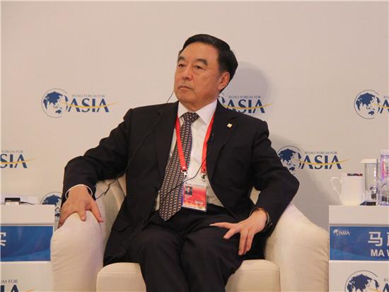 招行前行长马蔚华:互联网并不是翻牌都可以叫金融科技