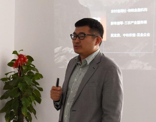山水普惠张翼:笨重的自营模式,是目前农村借贷业务的捷径