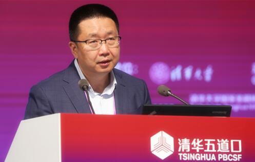 证监会赵立新:金融科技是把双刃剑