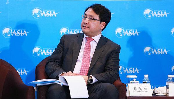百度副总裁张旭阳:区块链会成为金融科技革命2.0的核心技术