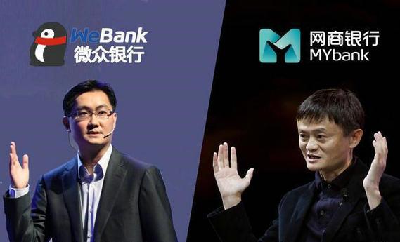 微众银行VS网商银行,2016年谁表现更好?