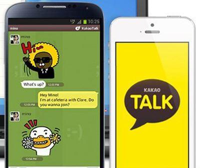 韩版微信Kakao计划链接旗下网络银行与支付平台