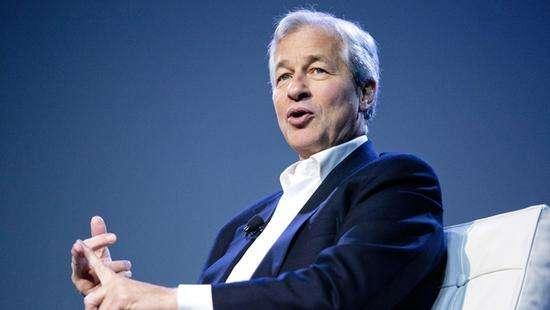 摩根大通CEO:比特币是一场必将破灭的骗局