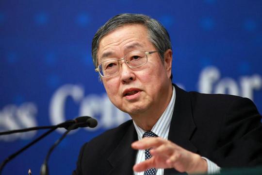 周小川:未来将重点关注互联网金融稳定问题