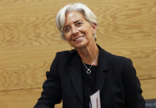 拉加德力挺加密货币:IMF可能用它代替特别提款权