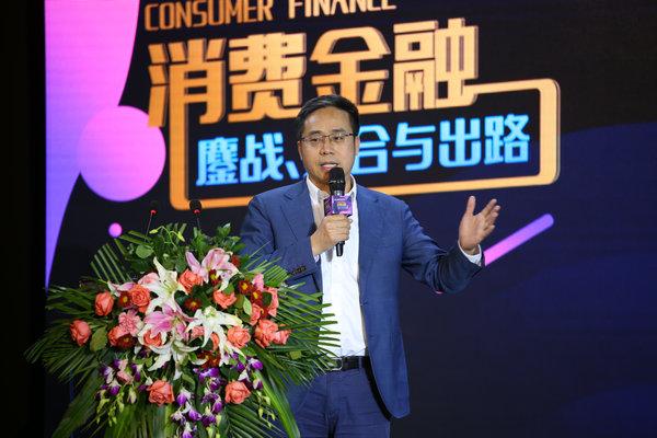 """算话征信CEO蒋庆军:征信的最好状态是""""不知有之"""""""