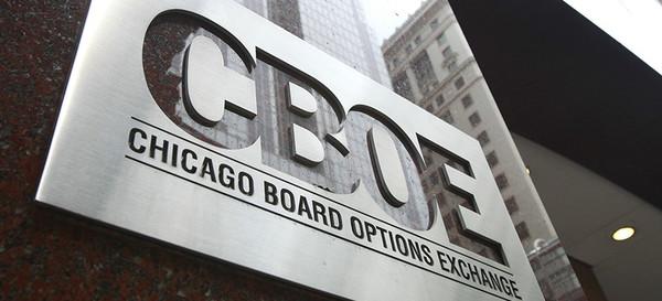 CBOE正式上线比特币期货,比特币交易衍生品有望开闸放水