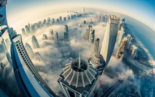 借力互联网金融浪潮 迪拜又要干一件大事!