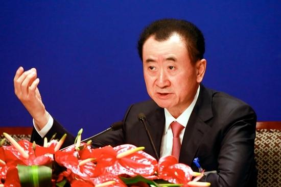 王健林:我曾经犯了一个错误,就是给了万达网科太多的钱