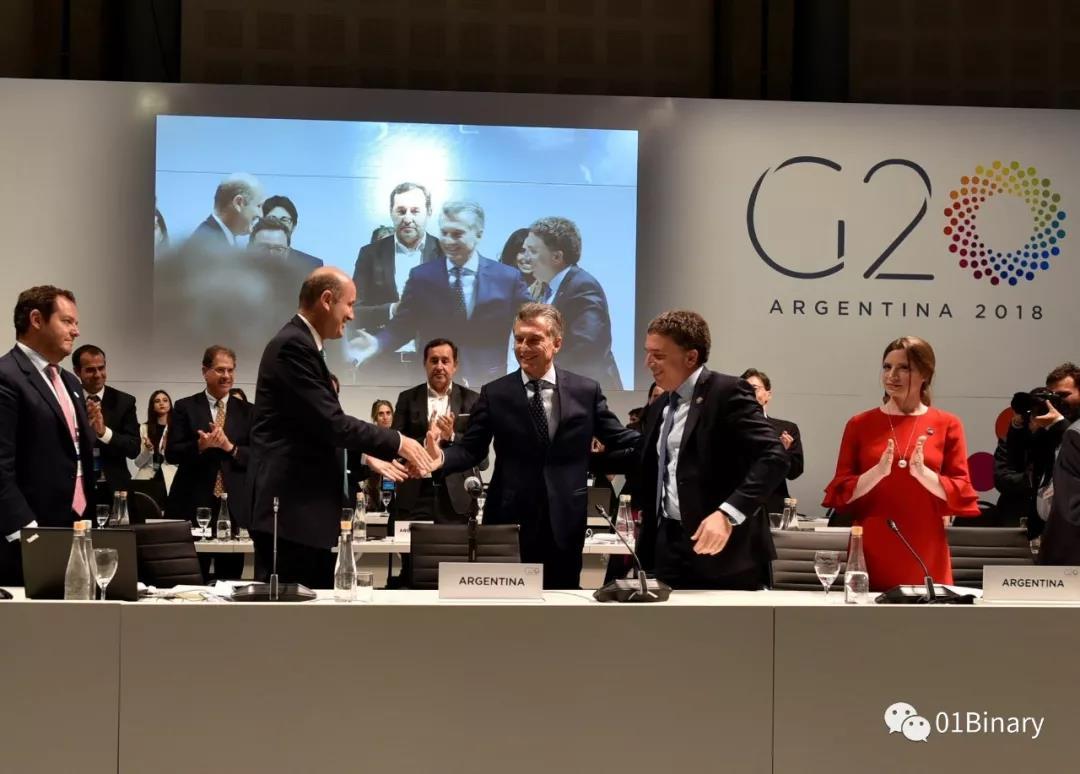 G20公报:或对加密资产制定标准,7月讨论进展(附全文)