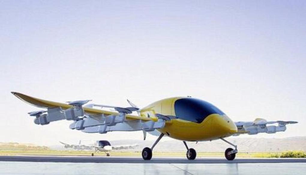 飞行出租车公司获美军200万美元资助 将与美军合作?