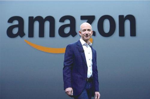 亚马逊的金融科技版图